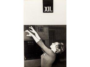 Konvolut XII fotografií, Gymnastics in Czechoslovakia, 1967 (8)