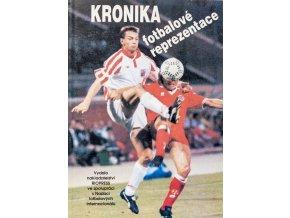 Kniha Kronika fotbalová reprezentace, 1994