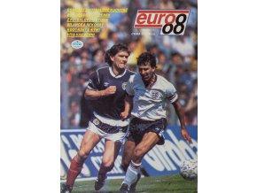 Časopis, speciál fotbal, ME 1988