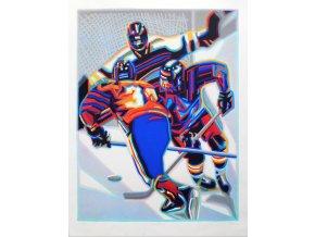Werner Opitz. (1942). Lední hokej