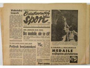 Noviny Československý sport, Vídeňský impuls, 1979