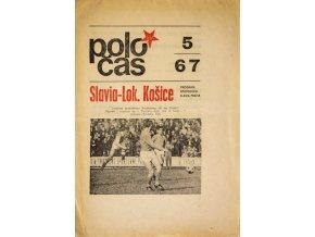 POLOČAS SLAVIA Košice, 19661967 (2)
