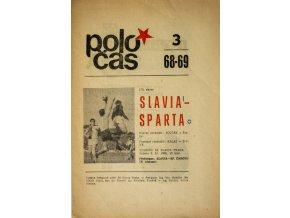 POLOČAS SLAVIA Sparta, 19681969 (1)
