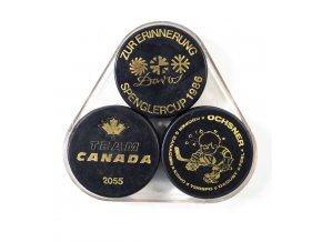 Sada puků, Spenglercup, Ochsner, Team Canada, 1986