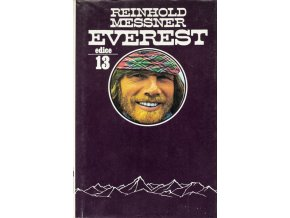 Kniha, EVEREST, Reinhold Messner