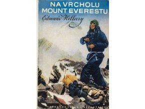 Kniha, Na vrcholu Mount Everestu, Edmund Hillary