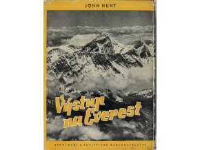 Kniha, Výstup na Everest, John Hunt