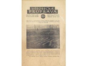 Sokol, Všeobecná průprava, Ročník XXVIDI, Číslo 13, 1951