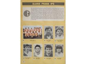 Album fotbalových týmů a historie, 1990 (2)