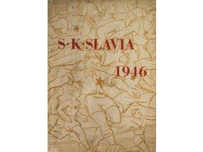 Ročenka S.K. SLAVIA PRAHA 1946