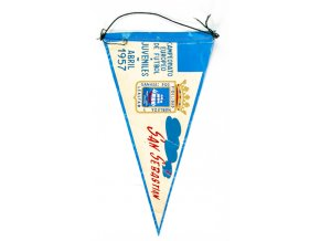 Klubová vlajka Campionato Europeo de Futbol, Juveniles, Abril, 1957 (1)