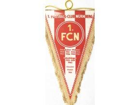 Klubová vlajka 1. Fussball club Nurnberg (2) 1