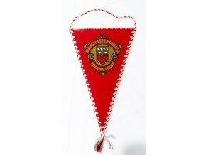 Klubová vlajka Manchester United fottball club (1)