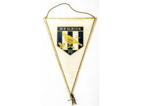 Klubová vlajka WB Albion FC