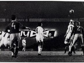 Tisková foto z utkání SK Slavia Praha, souboj IV