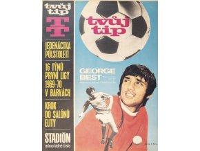 Časopis STADION, mimořádné číslo, Jedenáctka půlstoletí, 1969Časopis STADION, mimořádné číslo, Jedenáctka půlstoletí, 1969 (2)