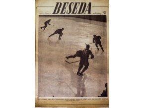 Časopis BESEDA, Zimní olympijské hry se blíží, 1947