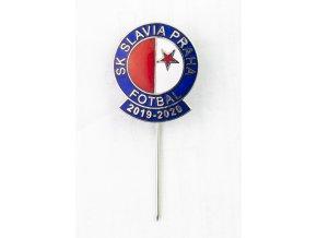 Odznak SK Slavia Praha, sezona 20192020 SILVER BB