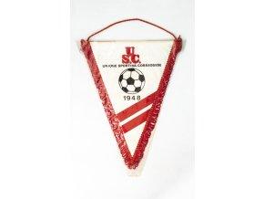 Kapitánská vlajka Unione Sportiva Correggese, 1948 (1)