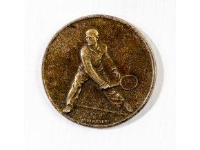 Medaile Tenista