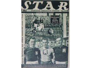 Časopis STAR, Burgr,Plánička, Čtyřoký Č. 12 (470), 1935