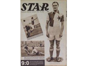 Časopis STAR, Bican, Slavia Ambrosiana 90, Č. 29 (644), 1933