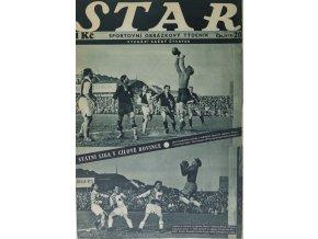 Časopis STAR, Státní liga v cílové rovince, Č. 20 (478), 1935