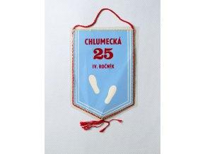Vlajka klubová Chlumecká 25 IV. ročník
