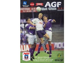 Program Arhus v. FC Nantes Atlantique, UEFA 1997