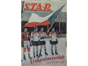 Časopis STAR, Československo nastupuje Č. 7 ( 622 ), 1938 (1)