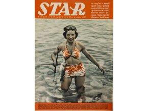 Časopis STAR, 100 fotografií Č. 812 ( 627 ), 1938 (1)