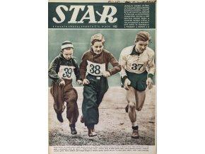 Časopis STAR, Vesele do jara Č. 14 ( 629 ), 1938 (1)