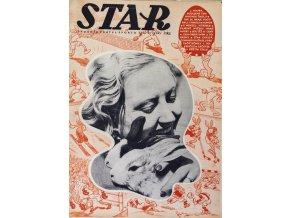 Časopis STAR, Tak se hraje fotbal v Anglii Č. 15 ( 630 ), 1938 (1)