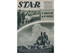 Časopis STAR, V dresech a v oceli Č. 16 ( 631 ), 1938 (1)
