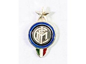 Odznak stříbro Inter Milan (1)
