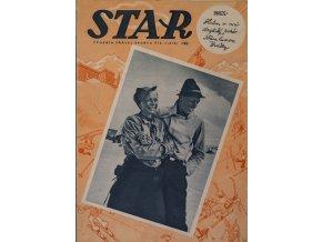 Časopis STAR, Anglický pohár Č. 3 ( 618 ), 1938 (1)