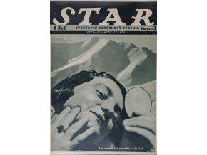 Časopis STAR, Pod slunečními paprsky na horách Č. 3 ( 513 ), 1936 (2)