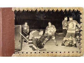 Album na fotografie, hokej ČSSR v. Canada