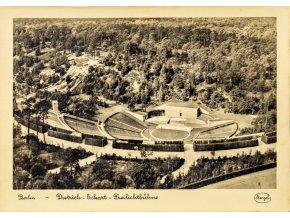 Pohlednice Berlin, Dietrich Eckhart Freilichtbuhne (1)