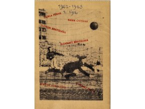 Soubor fotografií, fotbal, 1. liga, 1962 1963 (1)