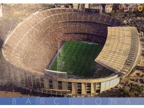Pohlednice velká   -  Estadio FC Barcelona