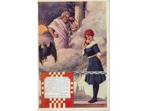 Dopisnice K VI. sletu všesokolskému v Praze 1912 (2)