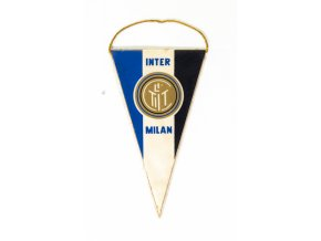 Klubová vlajka malá Inter Milan (1)
