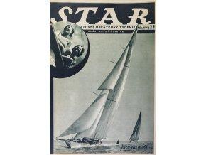 Časopis STAR, Jaro na moři Č. 22 ( 532 ), 1936 (1)