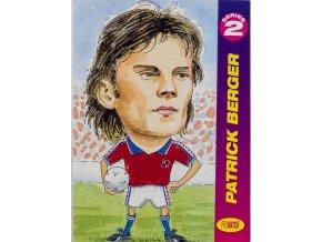 Kartička fotbal PROMATCH, Patrick Berger (1)
