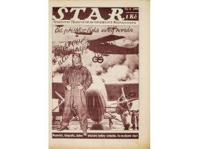 Časopis STAR, Ikarové umírají Č. 6 ( 308 ), 1932