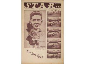 Časopis STAR, REaymond Briane Č. 11 ( 313 ), 1932 (1)