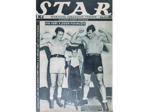 Časopis STAR, MDva obři a jeden pidimužík Č. 16 ( 474 ), 1935 (1)