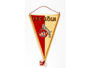 Vlajka klubová M1. FC KOLN