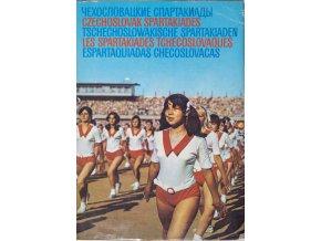 Kniha Československá spartakiáda, 1975